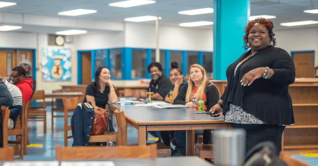 The Center for Black Educator Development