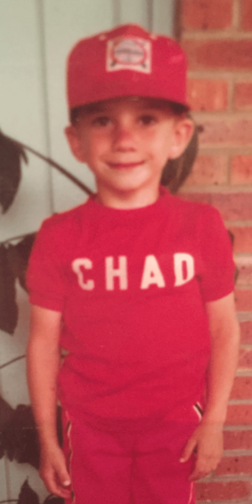 Young Chad